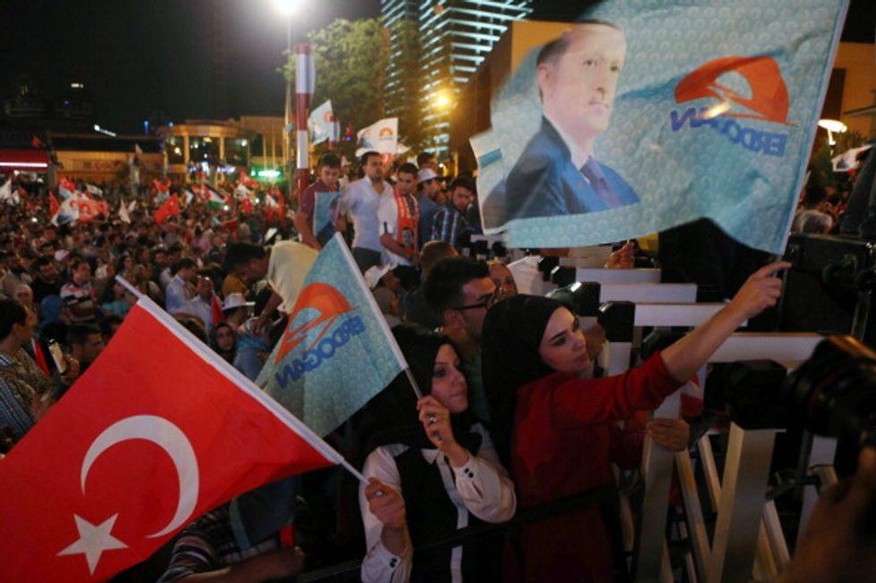 La nuova Turchia di Erdogan assomiglia alla Russia di Putin