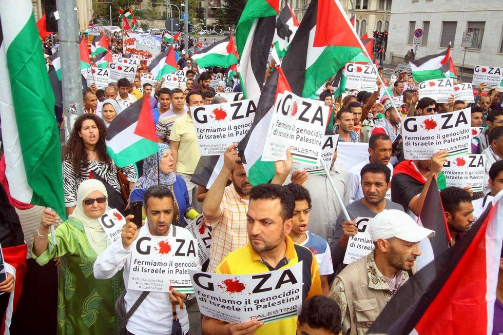 """Il terrorismo dei """"pacifisti"""" tra Gaza ed Iraq"""