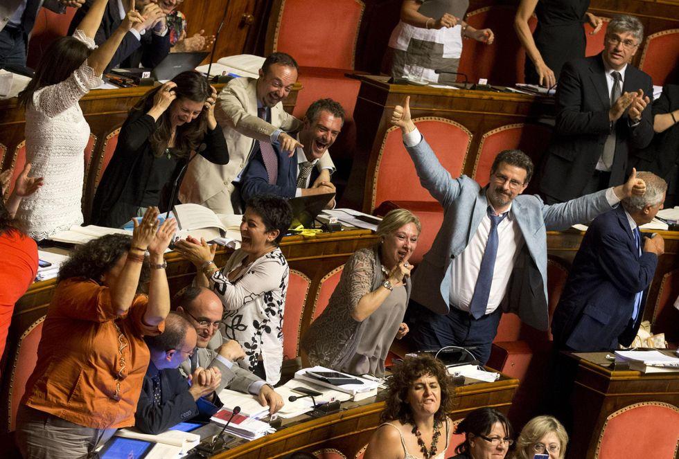 Dizionario (semiserio) del parlamentare