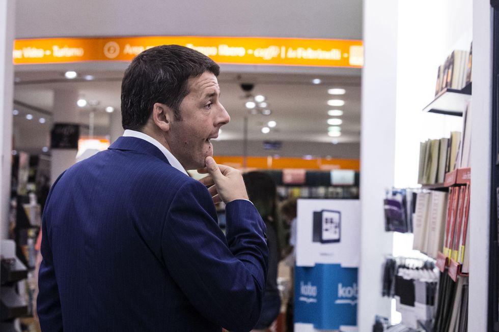 Le promesse di Renzi, la verità di Draghi