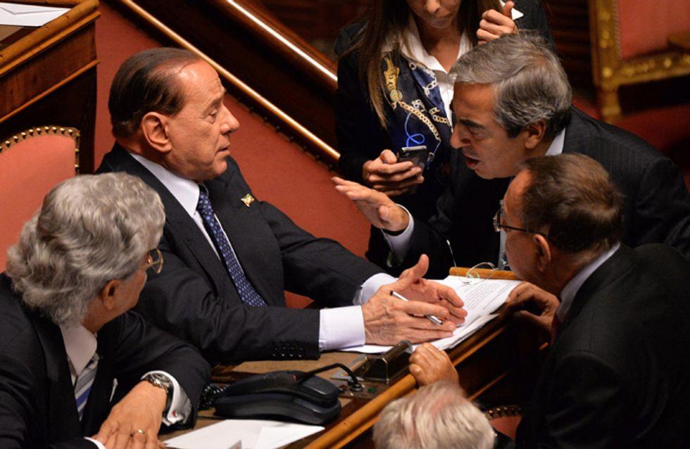 """Gasparri: """"Vi racconto la rinascita di Berlusconi"""""""