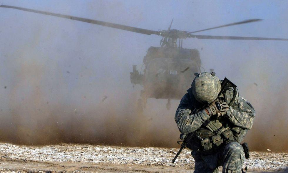 Gli Usa mandano i marines in Iraq contro Isis