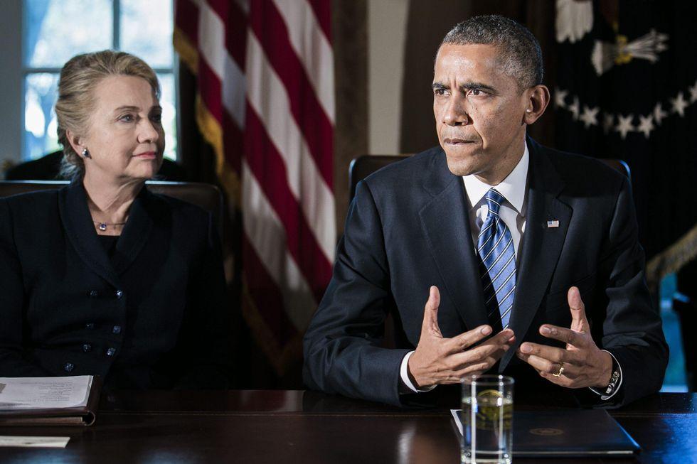 Ma chi protegge il presidente Obama?