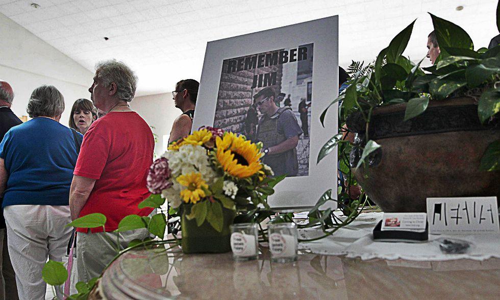 L'assassino di Foley nel mirino delle forze speciali britanniche