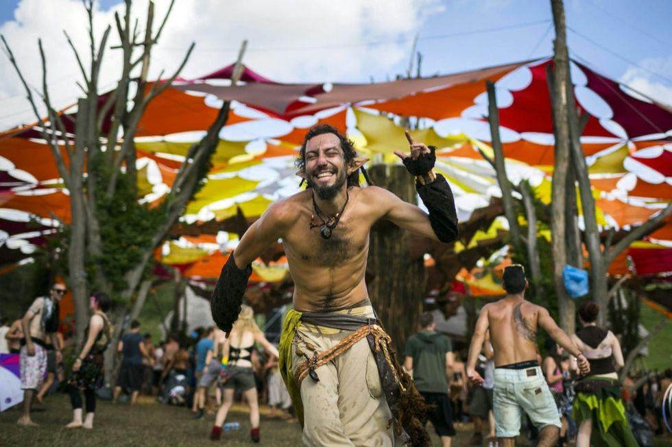"""""""Welcome to Paradise"""": il festival psichedelico"""