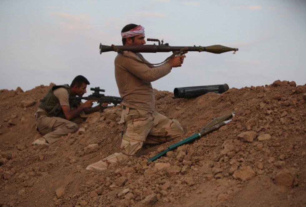 Armi ai curdi? Ecco quando l'Italia ha detto si
