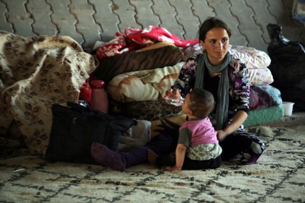 Le schiave del sesso dell'Isis