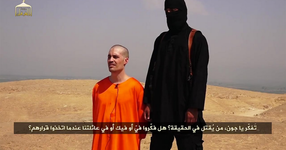 Isis decapita giornalista Usa, James Foley