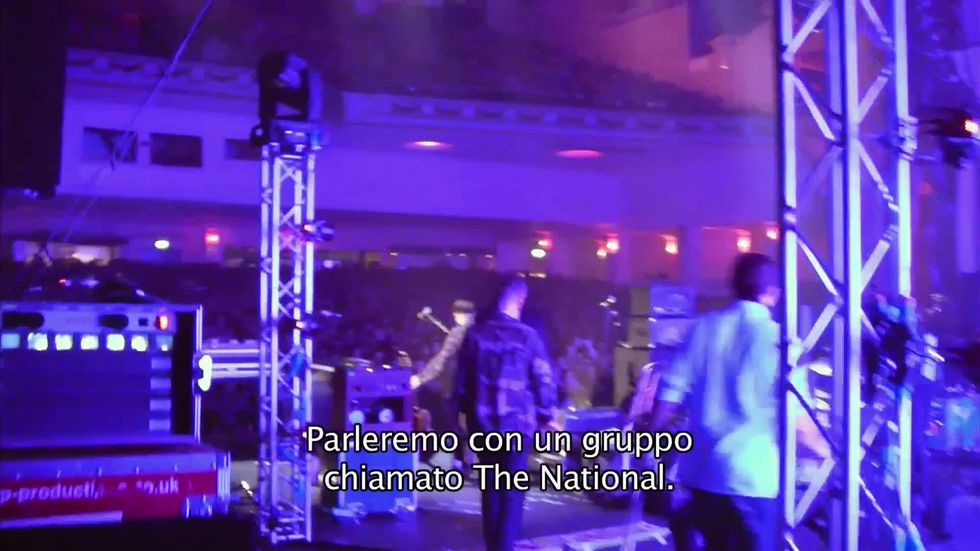 The National - Mistaken For Strangers, il film sulla band americana - Video in anteprima