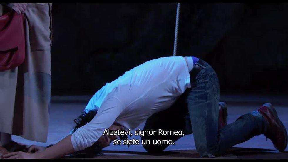Romeo e Giulietta al cinema, con Orlando Bloom - Video in anteprima