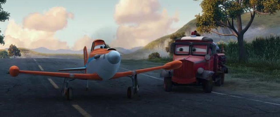 Planes 2 - Missione antincendio, il cartoon della Disney - Video in anteprima