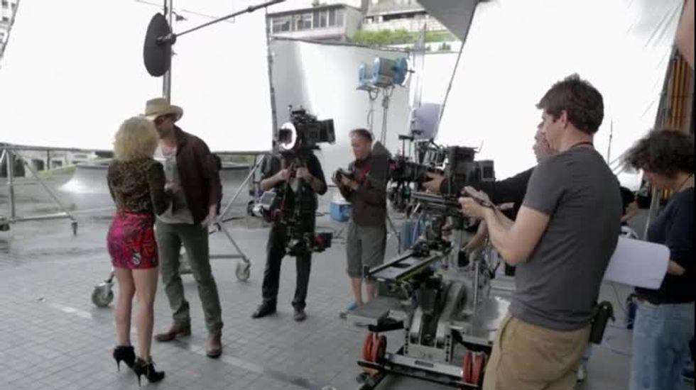 Lucy di Luc Besson, il dietro le quinte del film con Scarlett Johansson - Video