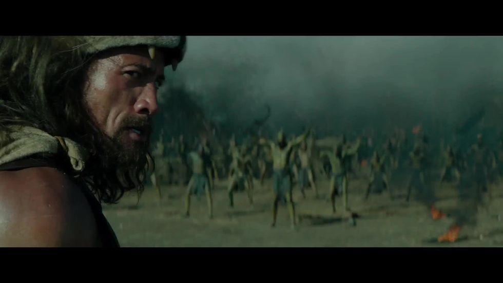Hercules - Il guerriero: ecco come Dwayne Johnson si è preparato alle battaglie - Video