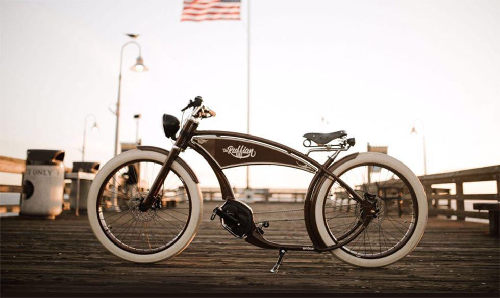E-bike The Ruffian