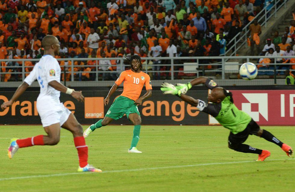 Coppa d'Africa: Gervinho porta la Costa d'Avorio in finale