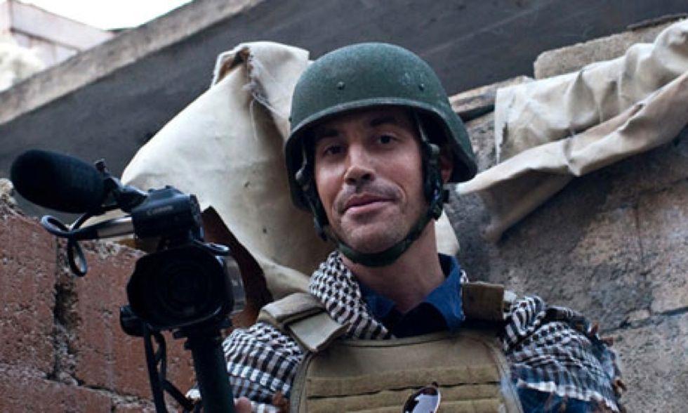 L'ultima lettera di James Foley