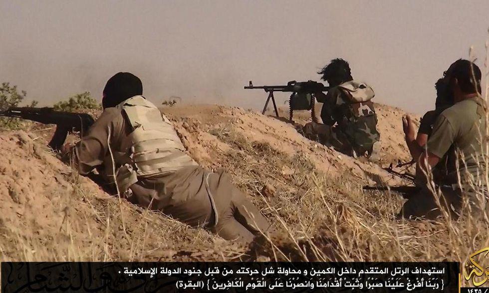 Il nemico in casa: gli occidentali che combattono con l'Isis