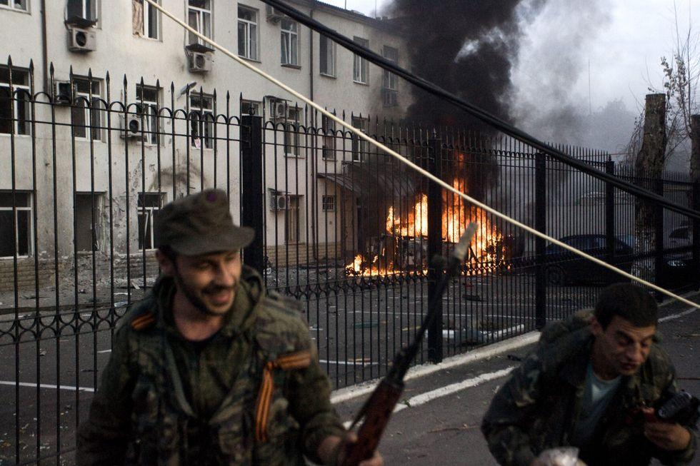 "Escalation in Ucraina, Kiev accusa Mosca di ""invasione diretta"""