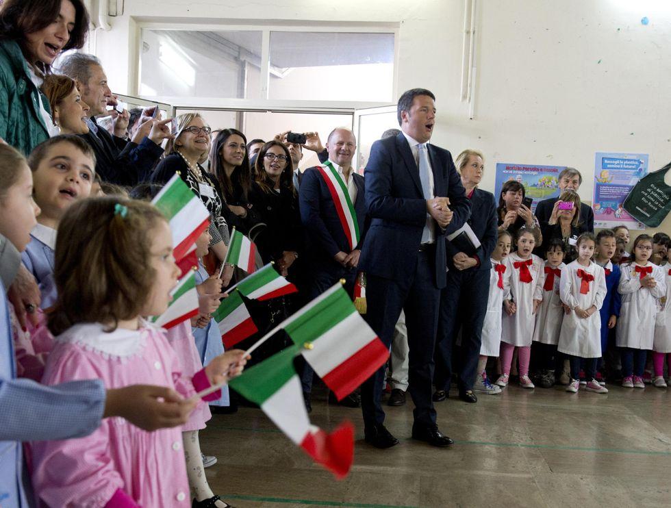 Ecco la riforma della scuola di Renzi