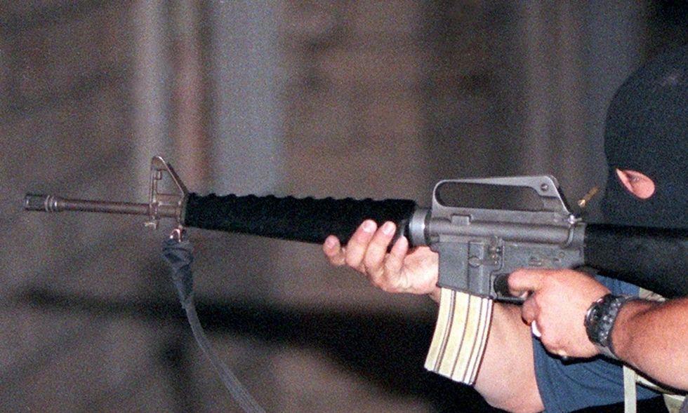 L'Isis combatte con le armi americane