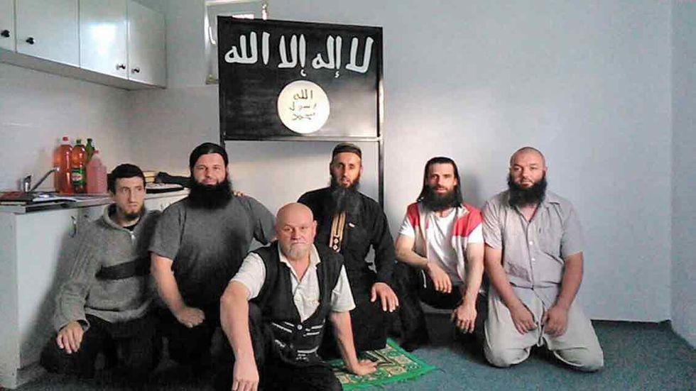 Gli amici italiani dell'Isis