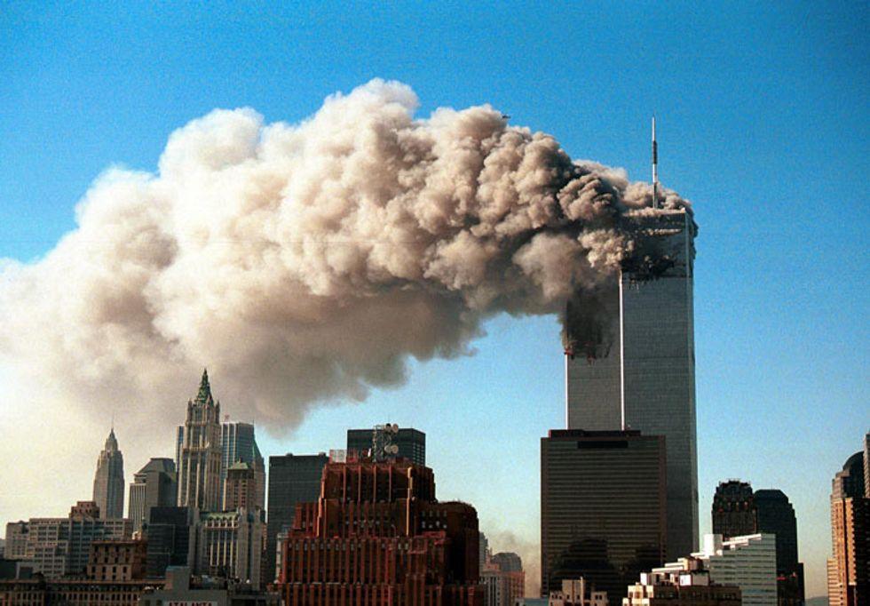 L'11 settembre in 40 fotografie