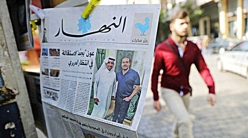 Libano, l'altro fronte della guerra fra Arabia Saudita e Iran