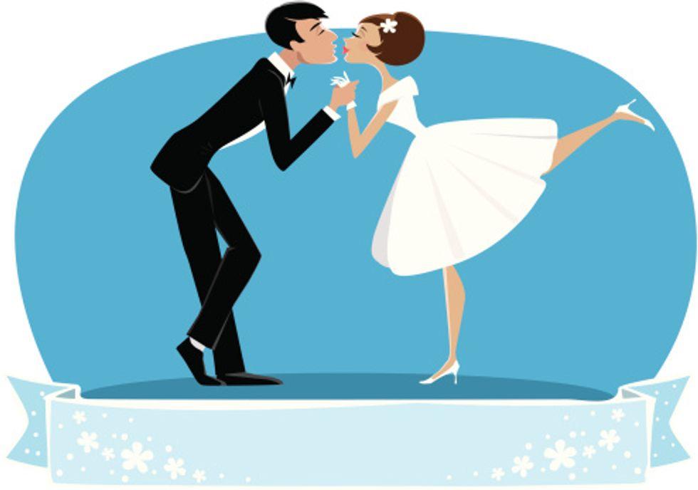 Il segreto per un matrimonio felice? Investire nel giorno del sì
