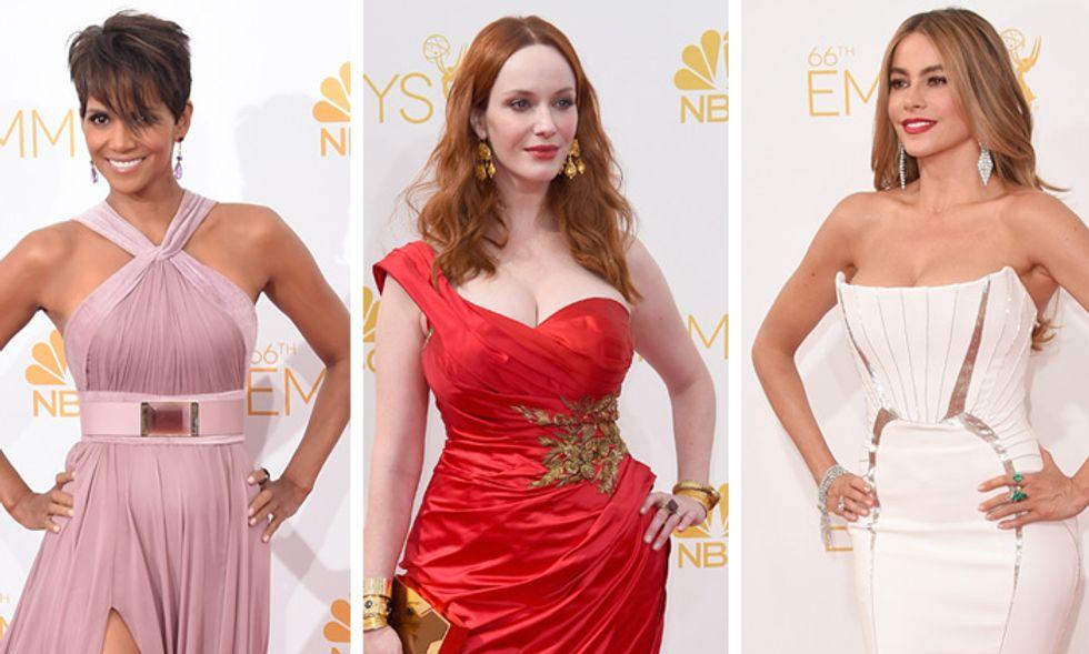 Emmy Awards 2014, le regine del red carpet