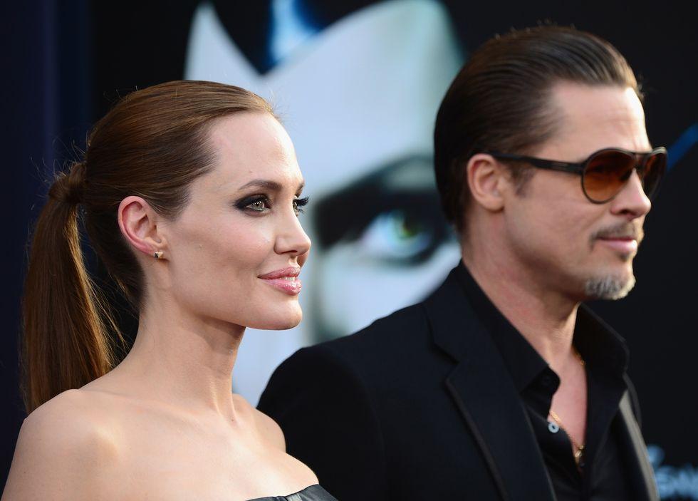Brad Pitt e Angelina Jolie: matrimonio top secret in Francia