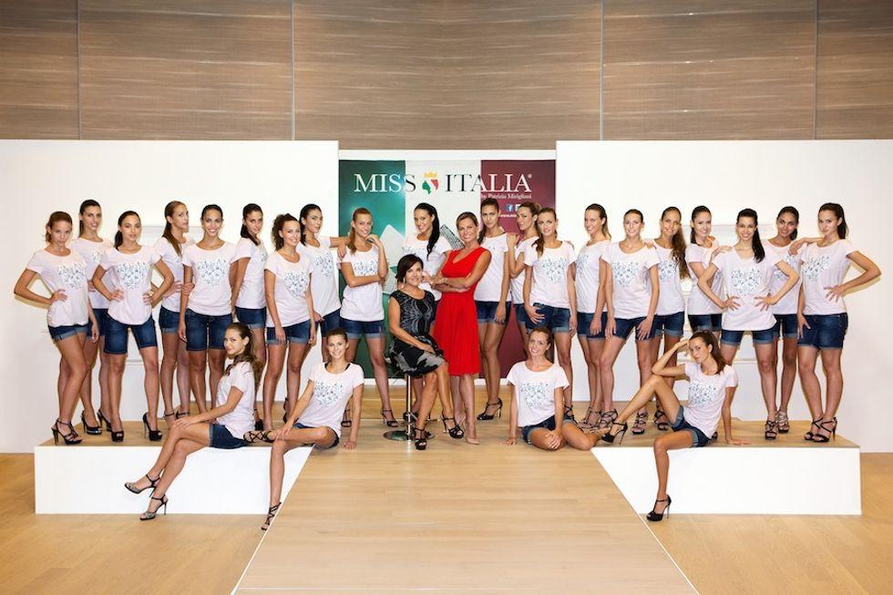 Miss Italia 2014, ecco chi sono le 24 finaliste