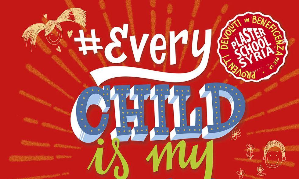 #everychildismychild, Storie vere e magiche di piccola grande felicità