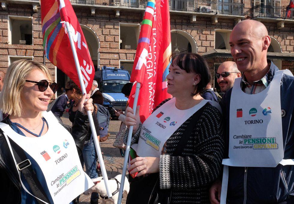 Pensioni, le differenze tra l'Italia e l'Europa