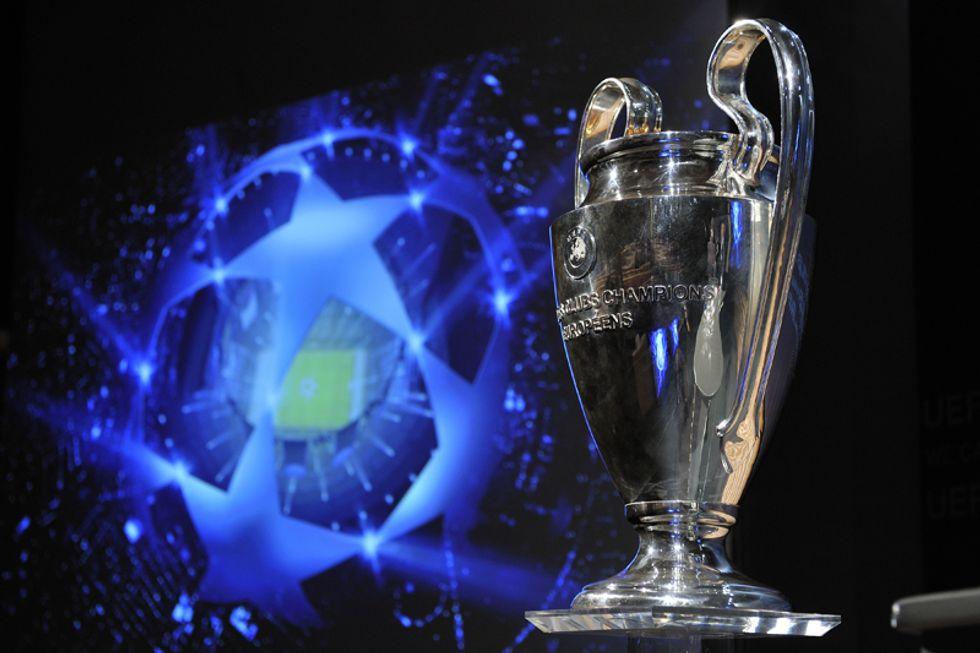 Champions League: Juventus con l'Atletico Madrid, Roma con il Bayern Monaco
