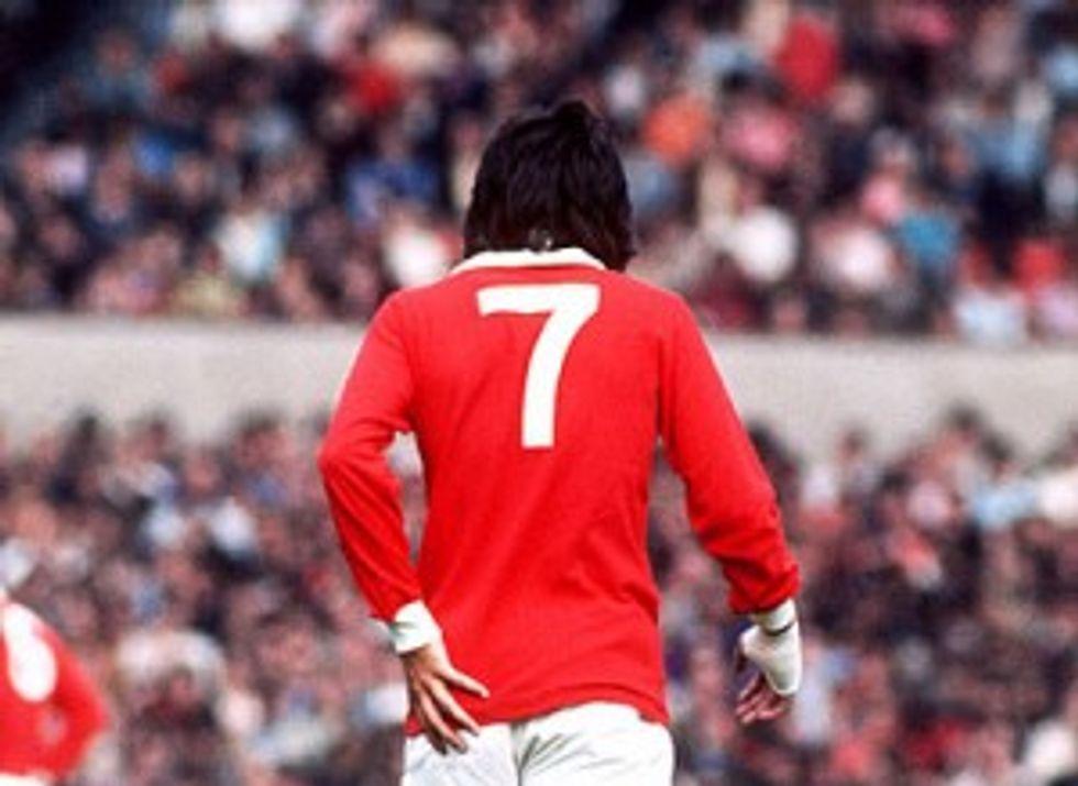 Da Best a Di Maria, i grandi n°7 del Manchester United