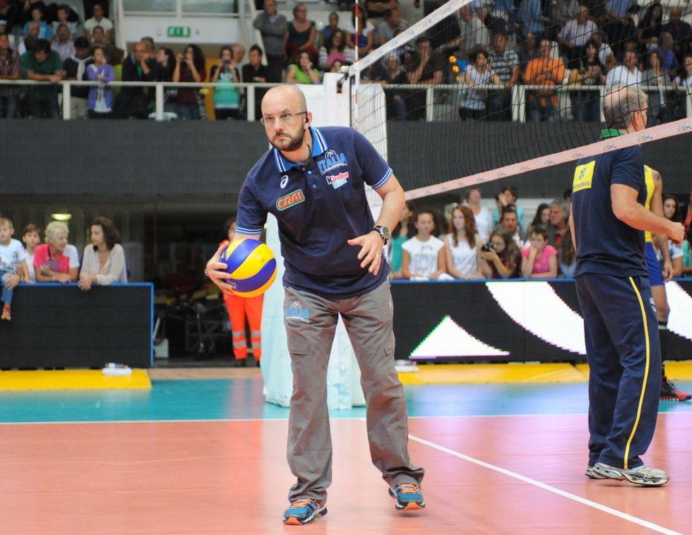 """Mondiali di volley, Berruto: """"Nel caso, sarà un oro ancora più pesante"""""""