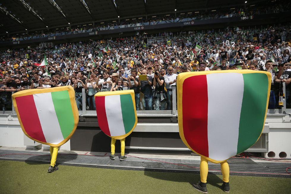 Scudetto 2015: i bookmakers dicono Juventus