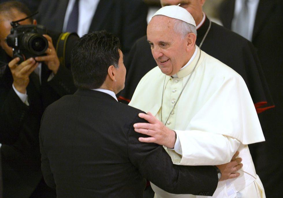 Maradona Papa