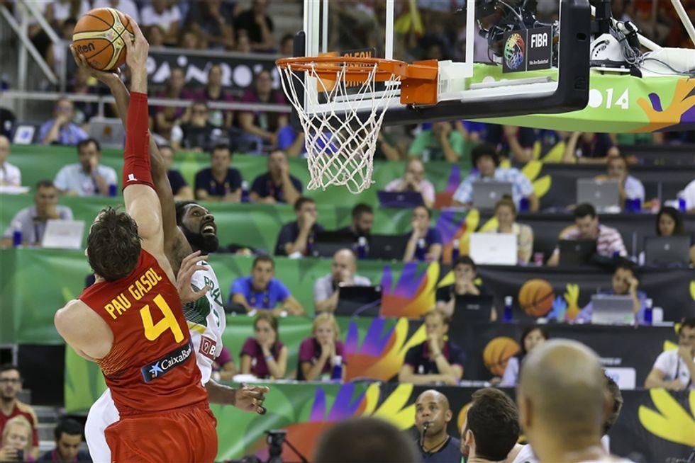 Mondiali: Pau Gasol trascina la Spagna