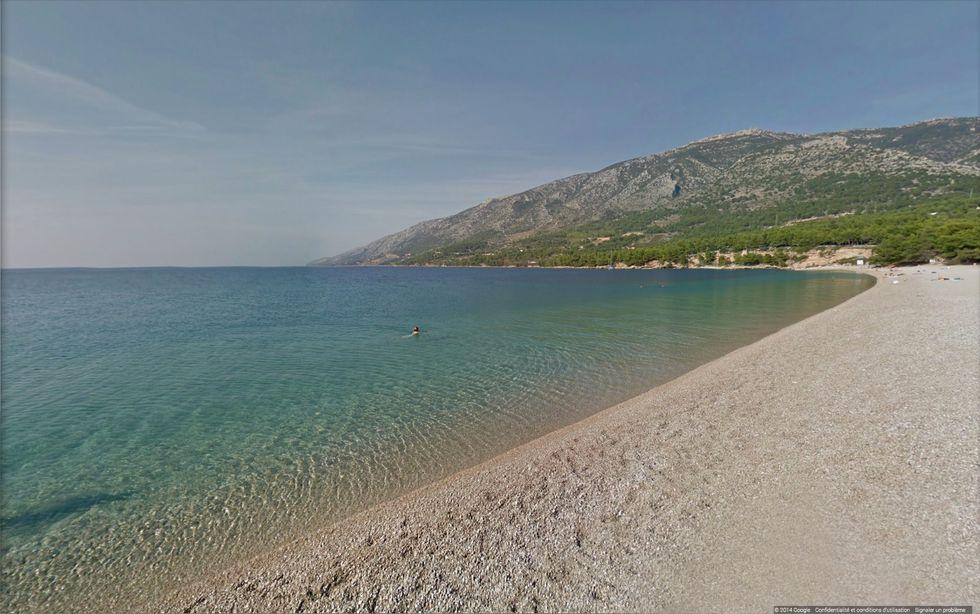 Google Street View in Croazia