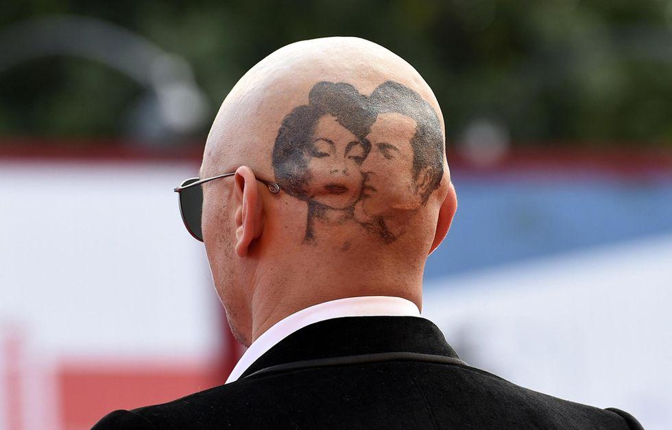 Il tatuaggio di James Franco e altre foto del giorno, 05.09.2014