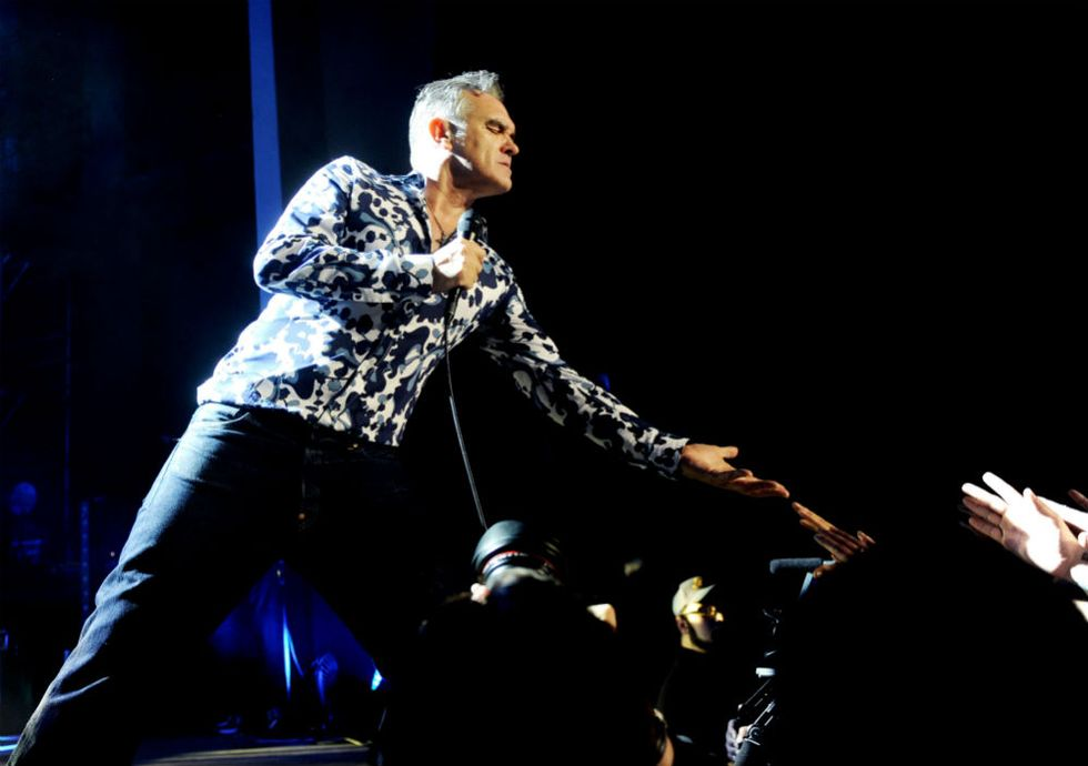 Morrissey; sei concerti in Italia per l'ex frontman degli Smiths