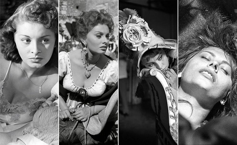Ieri, Oggi, Sophia Loren: ritratti della diva in mostra a Venezia