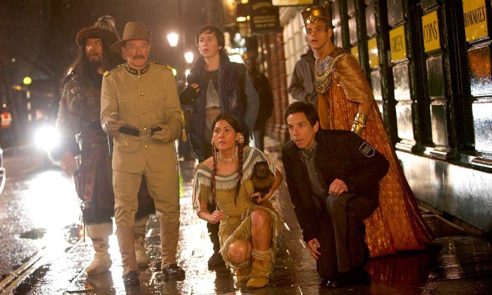 Notte al museo 3 - Il segreto del faraone, film con Robin Williams: il trailer italiano