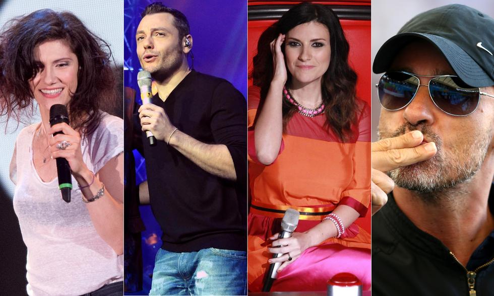 I 50 cantanti italiani più ascoltati su Last.Fm. Trionfa Laura Pausini, emergono Elisa e i Subsonica