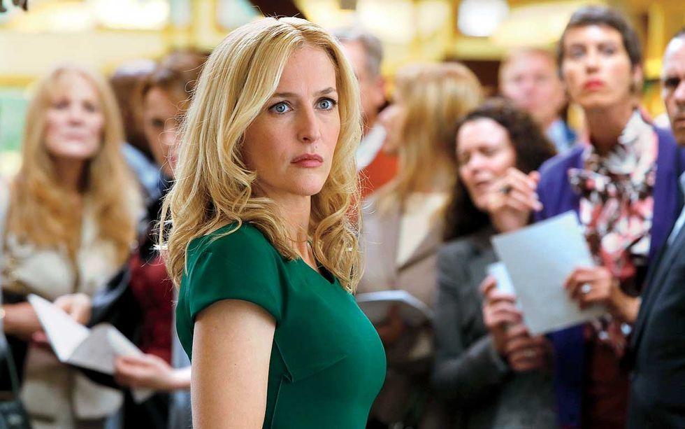Le cose da sapere su Crisis, la nuova serie tv con Gillian Anderson