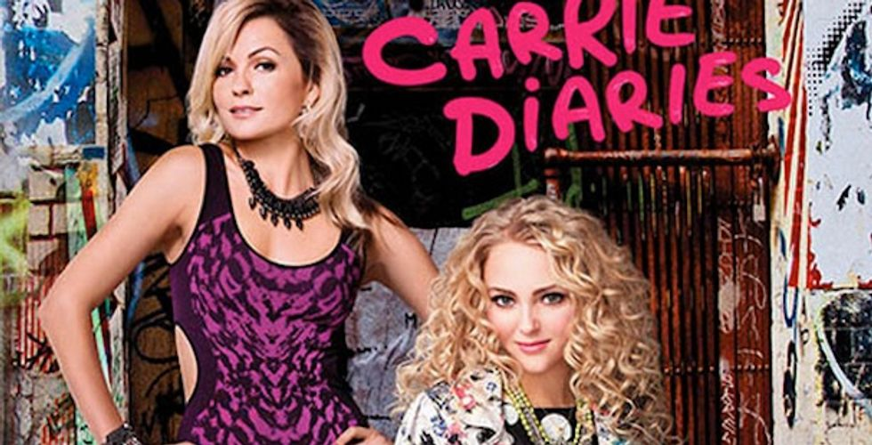 The Carrie Diaries 2: l'incontro con Samantha