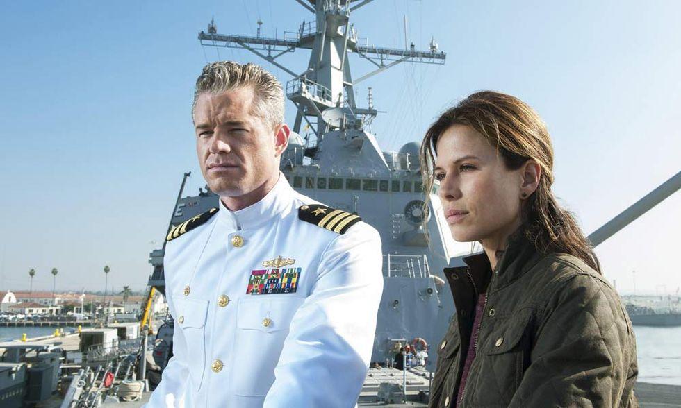 The Last Ship, la nuova serie tv con un virus letale come l'ebola