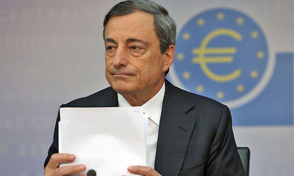 Arriva il Quantitative Easing europeo. Ma non è detto che basti