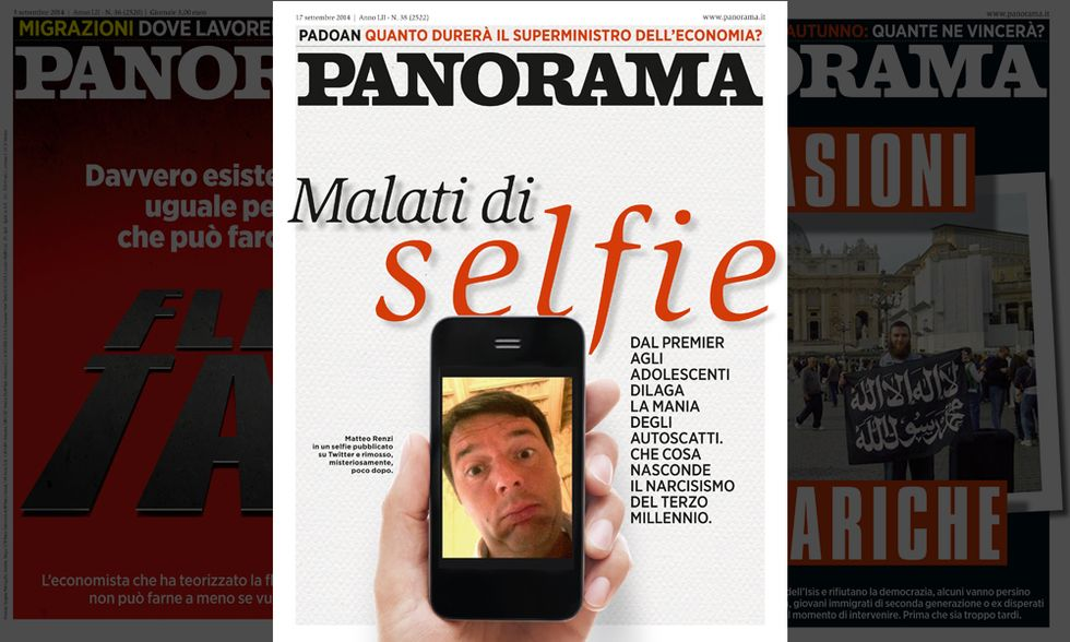 "Panorama: Malati di ""selfie"""